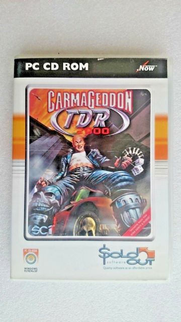 Carmageddon TDR 2000 (PC Windows 2000)